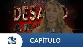 'En vivo Camila, eliminada del Desafío'