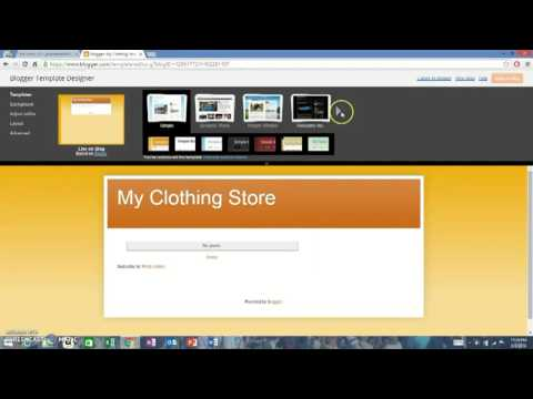 Free Online Store Part 1 - No Coding and No credit card.