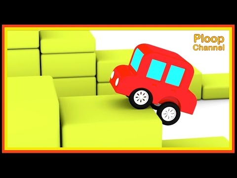 Thumbnail: Cartoon Cars - AMBULANCE! - Construction Cartoons for Children - Childrens Animation Videos for kids