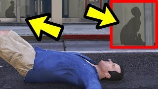 WHO TAKES MICHAEL TO THE ALIENS? (GTA 5)