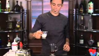 How To Make The Italian Amaretto Coffee Mixed Drink