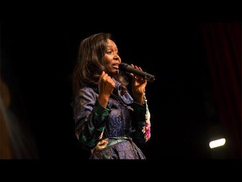 Rwanda genocide survivor speaks at conference