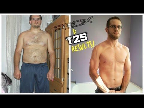 Coach Matt | My P90X & FOCUS T25 Results