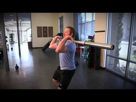 Hang Power Clean - Mike