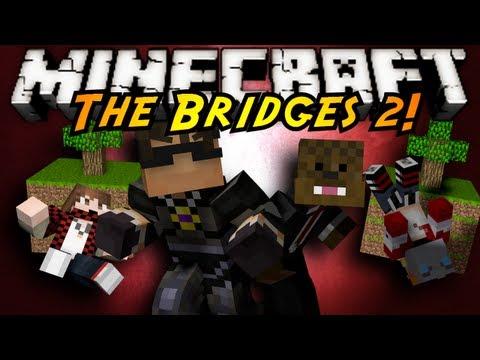 Minecraft Mini-Game : THE BRIDGES 2!