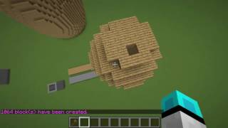 Minecraft Plugin World Edit - Dünyalar Arası Ev Taşıma