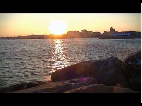 Saintes-Maries-de-la-Mer Camargue Belle Vidéo