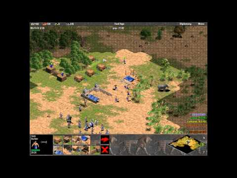 Underhand Dealings from the Hatti Archive. mission 1.  All along the watch Tower. Age of Empires