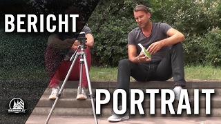 Portrait von Lars Leese (Trainer DSK Köln) | RHEINKICK.TV