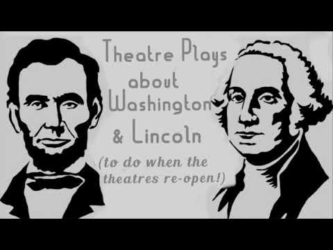 President's Day for Theatre Nerds