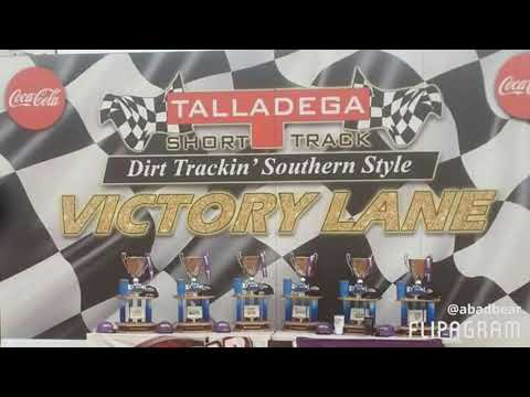 Talladega short track #ice bowl27 2018