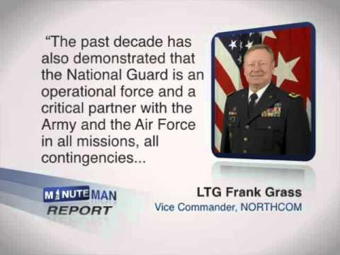 Chief of National Guard Bureau Confirmed