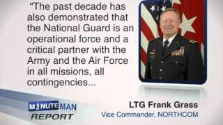 Chief of National Guard Bureau Confirmed