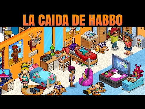 ¿Que Paso Con Habbo Hotel?