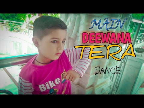 Guru Randhawa Main Deewana Tera |Diljit Dosanjh, Song Dance Video  Ganesh Jangid ||SR DIGITAL||