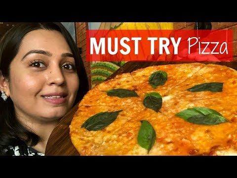 EATING PIZZA IN MUMBAI