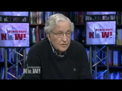 Noam Chomsky on Iran's Nuclear Deal