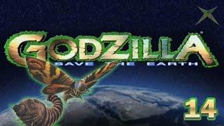 """Part 14 """"Mothra"""" - Godzilla: Save the Earth [Xbox]"""