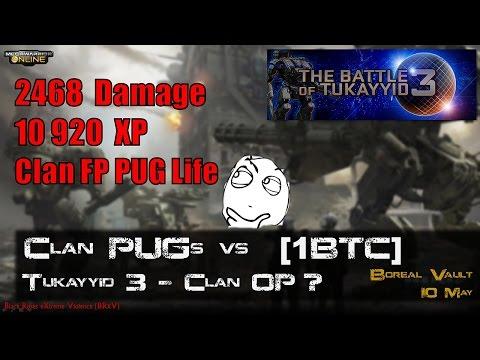[BRxV] Clan PUGs vs [1BTC] -Tukayyid 3