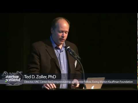 Startup Iceland 2012 - Ted D. Zoller