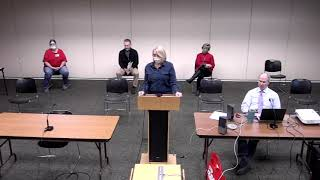 Kootenai County Employee Wanting Special Treatment - 12/4/2020