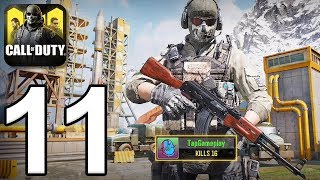 Call of Duty: Mobile - Gameplay Walkthrough Part 11 - Battle Royale (iOS, Android)