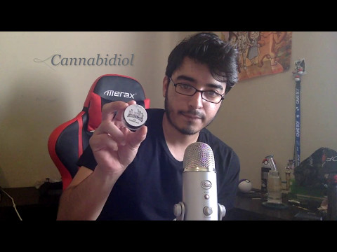 CURE FOR ANXIETY?!? CBD IS YOUR ANSWER - CBDistillery ISOLATE