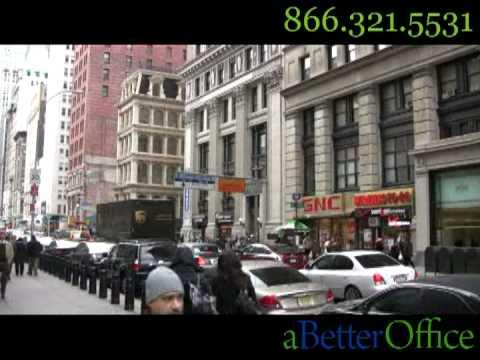 Office Space New York Manhattan - Tribeca - Broadway