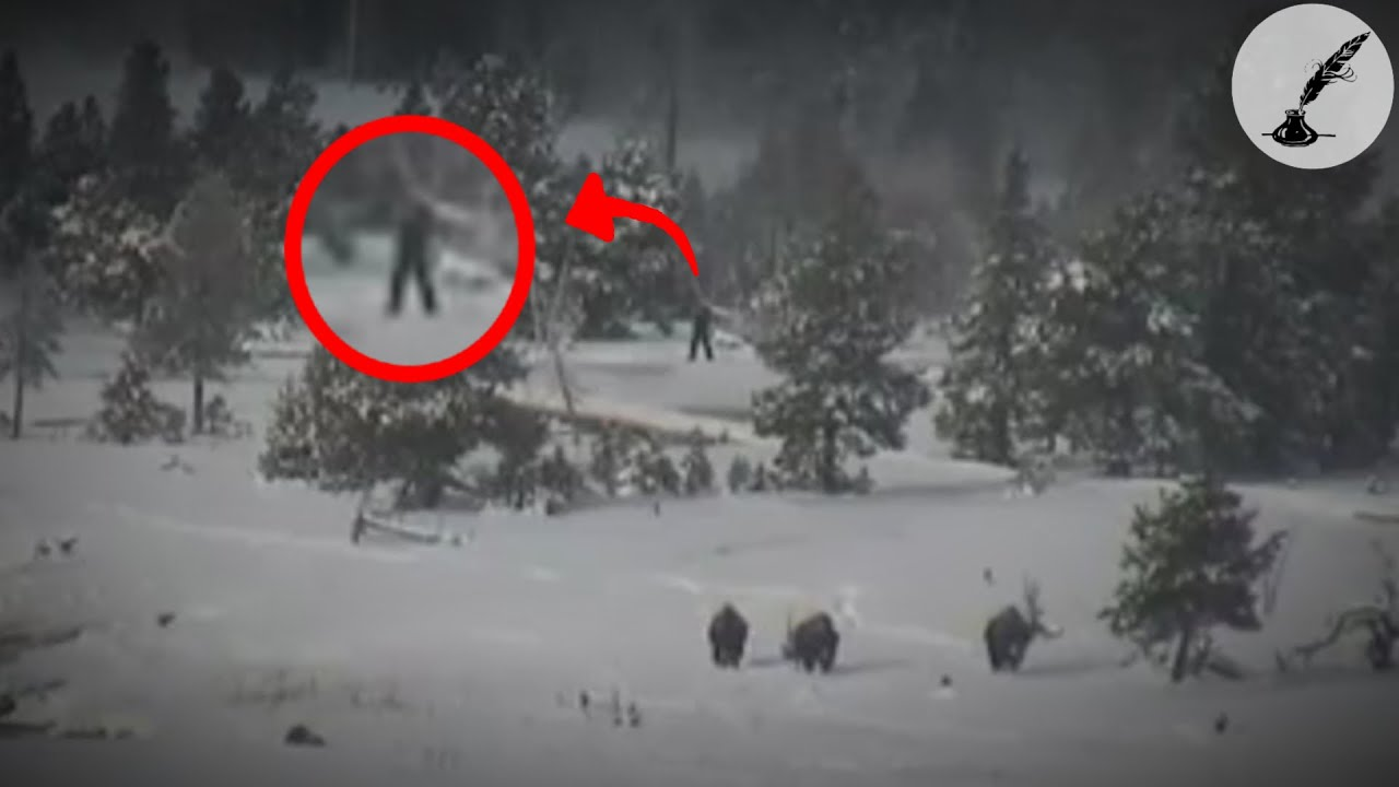 5 Mysterious Paranormal Videos That Need To Be Explained