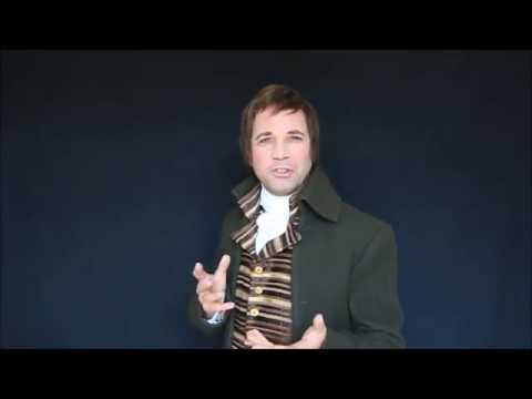 Robert Burns - The Address to the Haggis performed by Christopher Tait