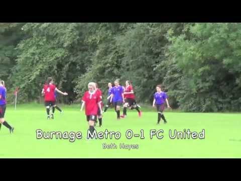 Burnage Metro 0-3 FC United. 20 September 2015