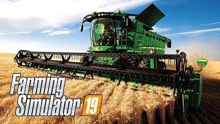 FARMING SIMULATOR 2019 - PRIMEIRO CONTACTO