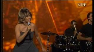 Tina Turner Live In Benissimo - Open Arms - Zurich 26 11 2004