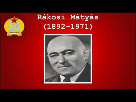 Socialist politicians of Hungary (1919-1989)