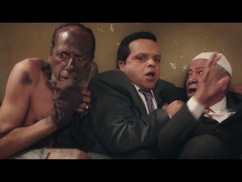 أغنية أرض النفاق / هشام عباس / تتر مسلسل ارض النفاق للنجم محمد هنيدي - رمضان 2018