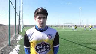 интервью Lugo Getafe 1 тур Испания