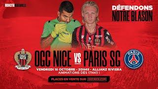 OGC Nice v Paris SG : la bande-annonce