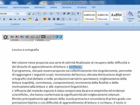 CORRETTORE ORTOGRAFICO ITALIANO WORD 2010 SCARICA