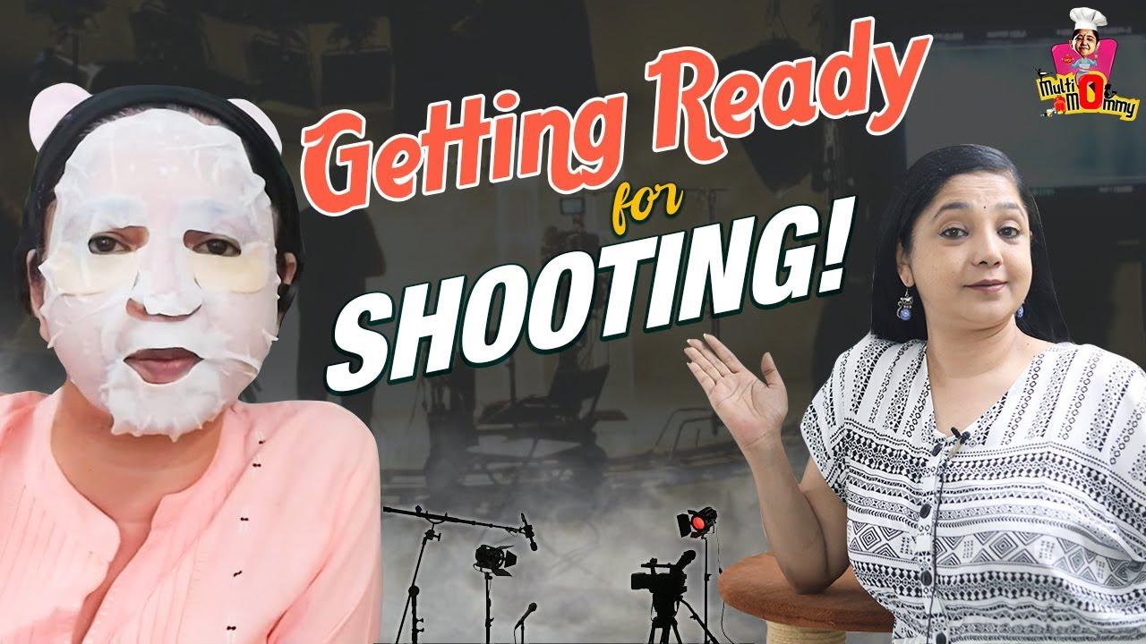 Back to Shoot | #ComedyRajaKalakalRani | Vijay TV Shoot Vlogs | Multi Mommy