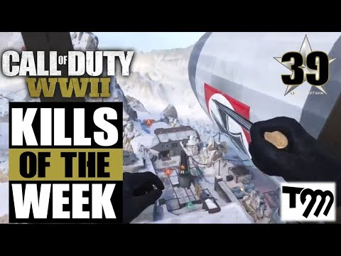 Call of Duty WW2 - Top 10 Kills of the Week #39 (COD Top Plays)