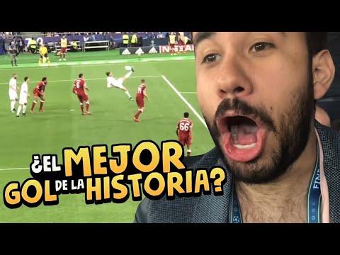 LA MEJOR CRONICA - REAL MADRID 3 VS 1 LIVERPOOL FINAL CHAMPIONS LEAGUE