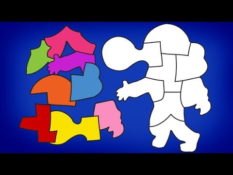 Shape Builder - the Preschool Learning Puzzle Game on iPhone