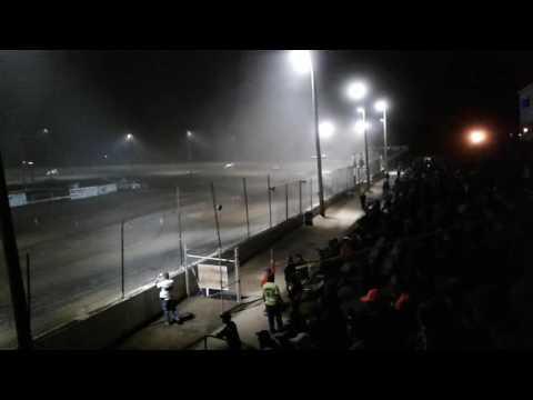 Crystal Motor Speedway MTS A Main 9/18/16