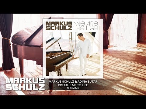 Markus Schulz & Adina Butar - Breathe Me To Life | Official Audio