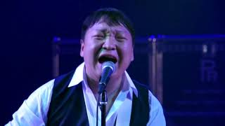 07 Island in the Streem Beegees cover Shar Airag Mongolia