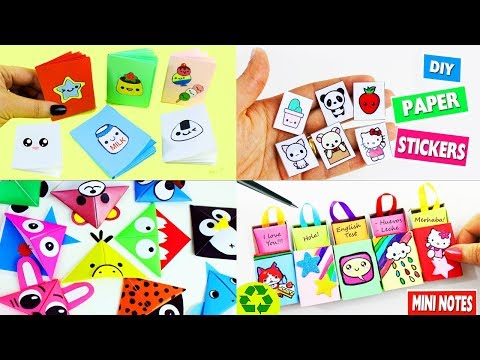 5 Easy DIY Paper Craft Projects for Tweens & Teens – DIY Tutorial - simplekidscrafts