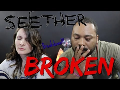 Broken Amy Lee Seether Reaction!!