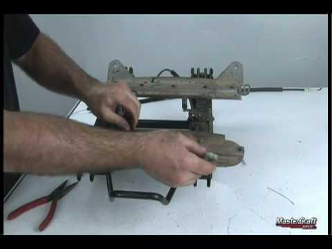 Quadratec Jeep Parts: MasterCraft Seats Install in '03 - '06 Jeep Wrangler  part 1