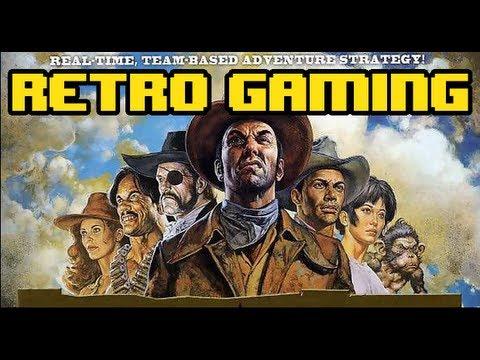 Retro Gaming - Desperados Wanted Dead or Alive