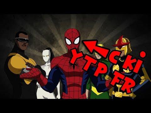[YTP FR] : ULTIMATE SPIDER MAN